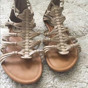 Rocket Dog Gladiator style sandals